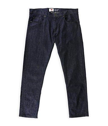 Quiksilver Mens Revolver Rinse 32 Pocket Denim Pants Rinse (Quiksilver Revolver)