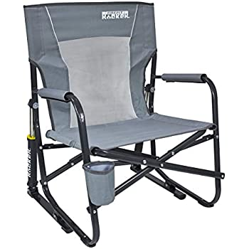 Amazon Com Gci Outdoor Roadtrip Rocker Outdoor Rocking