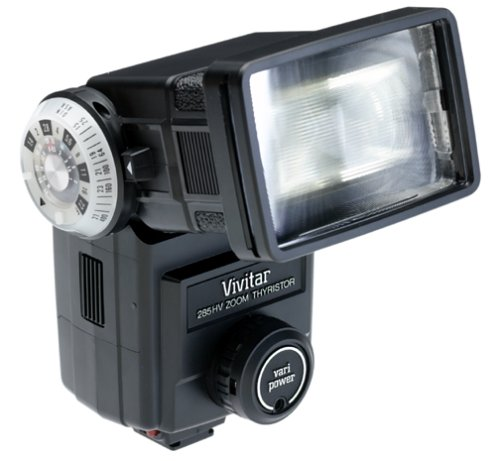 Vivitar 285HV Flash for SLR Cameras