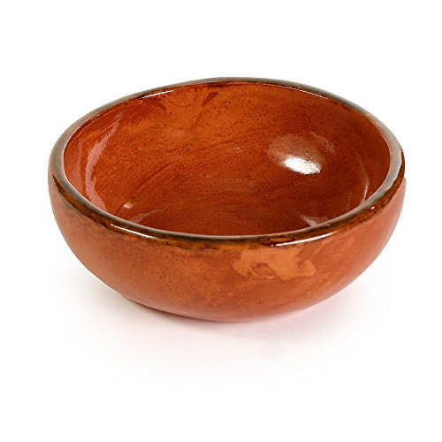 Mexican Clay Soup Bowl – Plain