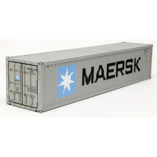 TAMIYA Semi 40ft Maersk Container Trailer