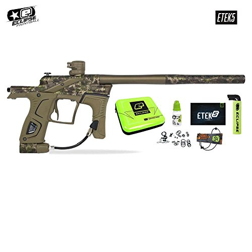 Planet Eclipse Etek 5 Paintball Marker – HDE Earth For Sale