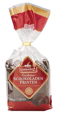Lambertz - Schokoladen-Printen - 200g