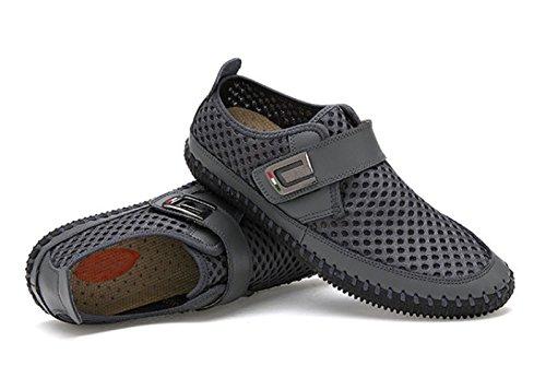 Gray Respirant Couleur Shoes en 355 Véritable MSM4 Mesh Cuir Correspondant Eye Légère Été Chaussures Décontractée 6wTxwFg5q