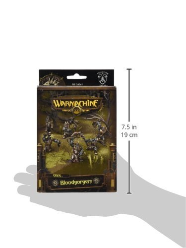 Privateer Press - Warmachine - Cryx: Trollkin Bloodgorgers Unit Model Kit 5
