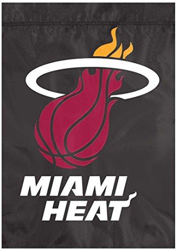 Miami Heat Flag - Party Animal NBA Miami Heat Garden Flag