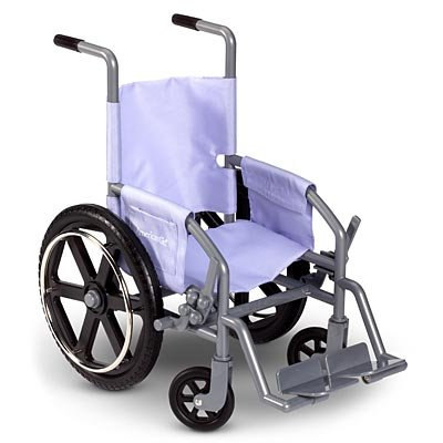 american doll wheel chair - 9