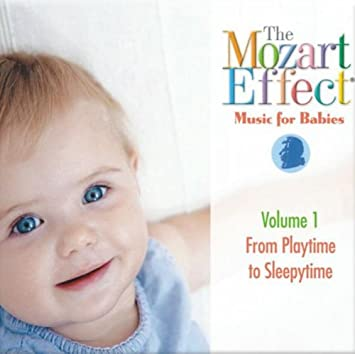 amazon the mozart effect music for babies vol 1 playtime to