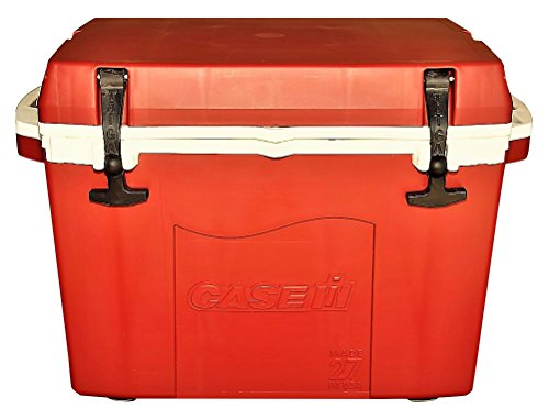 CaseIH Cooler, Red, 27 Quart from CaseIH