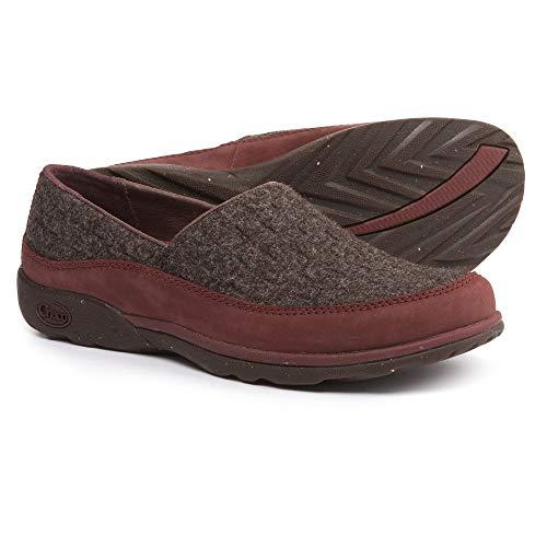 底手キリン(チャコ) Chaco レディース シューズ?靴 スリッポン?フラット Sloan Shoes - Slip-Ons [並行輸入品]