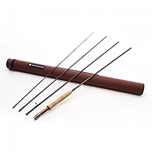 """Redington Classic Trout 4-weight, 8' 6"""" Fly Rod with Free $15 gift card"""