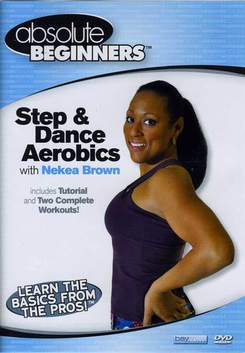itness: Step and Dance Aerobics Workout for Weight Loss & Toning - for Beginners and Active Seniors ()
