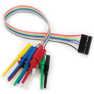 Logic Analyzer Probe - Logic Analyzer Probe Hook Grabbers Test Probes
