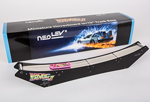Back to the Future Miniature Levitating Hoverboard (Fingerboard) with 12