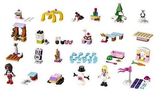 Amazon Lego Friends 41102 Advent Calendar Building Kit