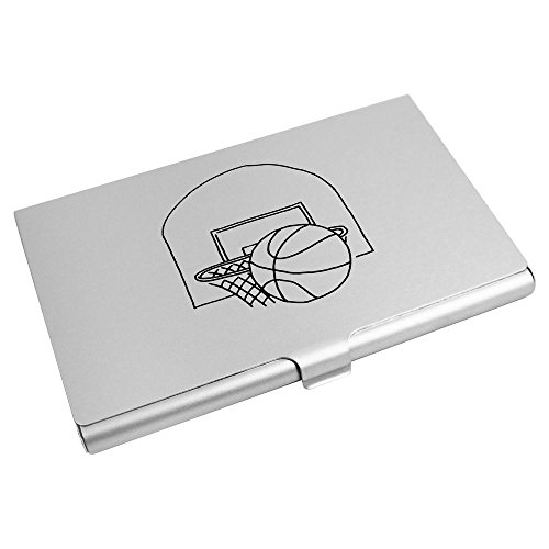 'Basketball Card Hoop' Credit Wallet Azeeda Business Card Holder CH00010762 Z6ndUdS