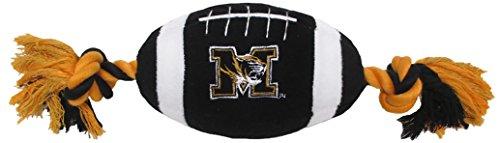 Pets First Collegiate Missouri Tigers Football Pet Plush Toy