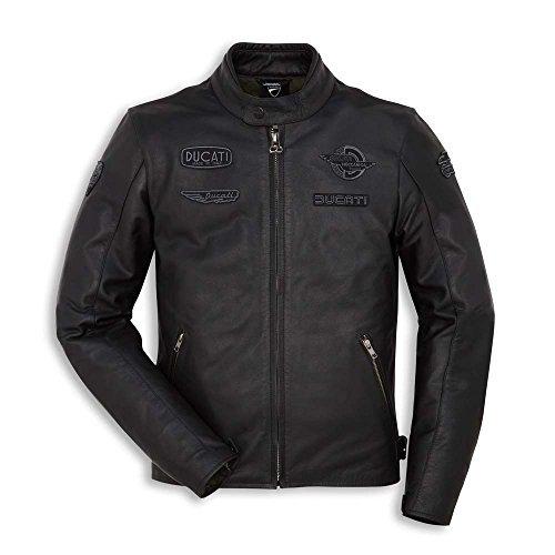 Ducati Heritage Leather Jacket - Size 54