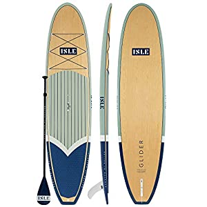 ISLE Glider Stand Up Paddle Board with SUP