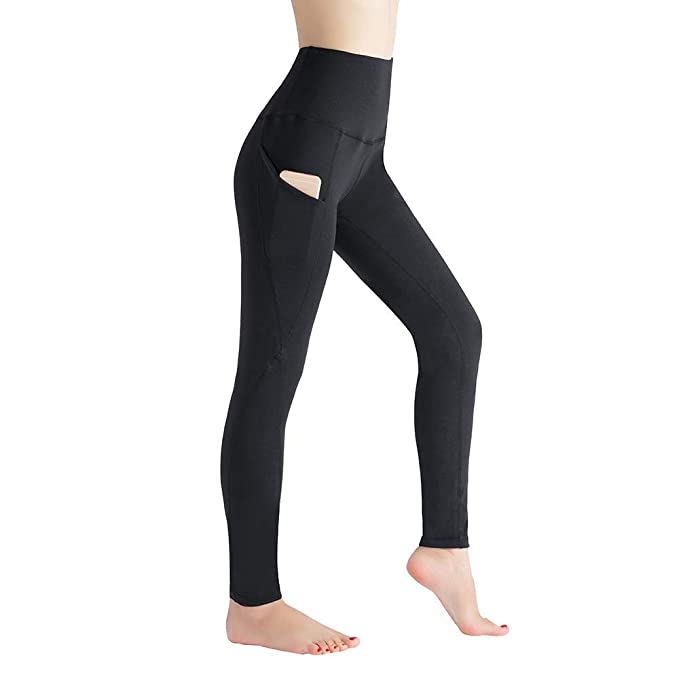 Amazon.com: MandH HK - Pantalones de yoga para mujer, de ...