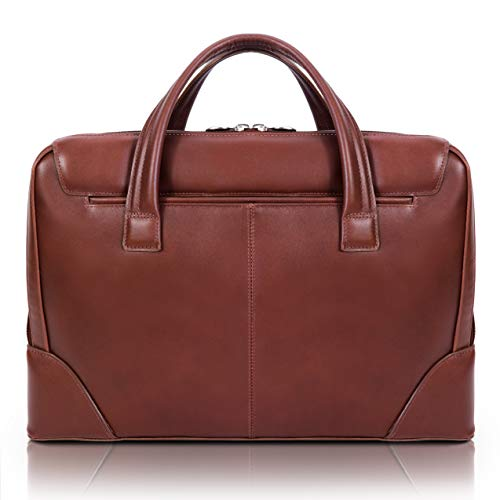 McKlein, R Series, Harpswell, Top Grain Cowhide Leather, 17