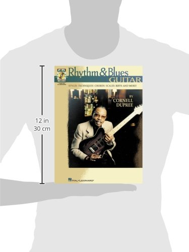 cornell dupree mastering r&b guitar