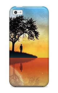 Fashion Protective Love 038 Romances Case Cover For Iphone 5c