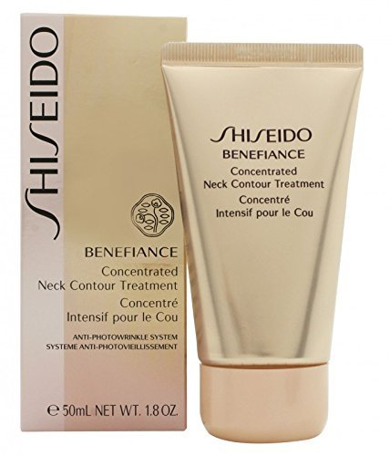 Benefiance Concentrated Neck Contour Treatment by Shiseido for Unisex - 50 ml Neck Cream Treatment 0768614191063 SHI00009_-50