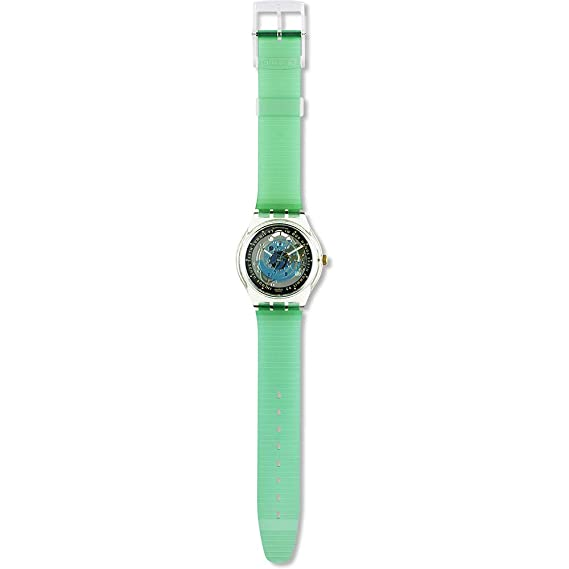 Swatch - Reloj Swatch - SAK102 - Time TO Move - SAK102: Amazon.es: Relojes