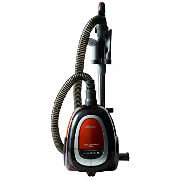 Bissell 1161 Hard Floor Expert Deluxe Canister Vacuum Corded