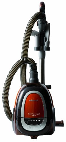 Bissell Hard Floor Expert Deluxe Canister Vacuum Cleaner Machine, 1161