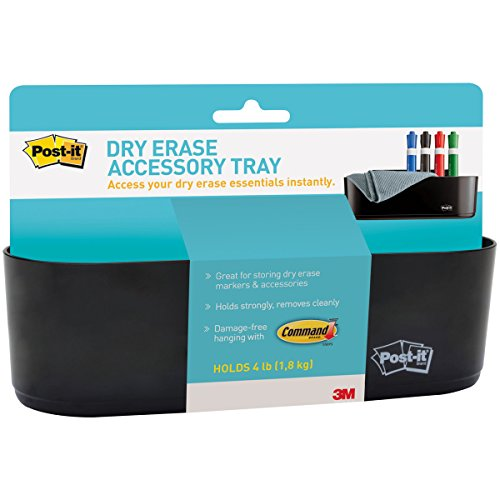 3M Post-IT Dry Erase Accessory Tray