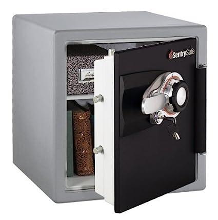 amazon com fire safe combination safe by sentry safe home improvement rh amazon com Sentry 3100 Replacement Parts Sentry Safe 6380