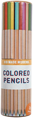 Kid Made Modern Colored Pencil – 36 Ct Playset