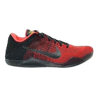 "Nike Kobe XI Elite Low ""Achilles Heel"" Men's Shoes University Red/Metallic Gold/Black/Bright Crimson 822675-670"