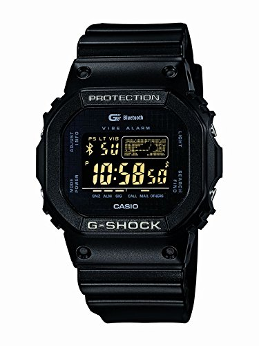Casio G SHOCK Bluetooth Watch GB 5600B 1BJF