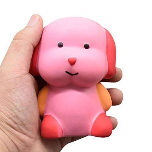 Euone Squeeze Jumbo Stress Stretch Dog Cream Scented Slow Rising Toys