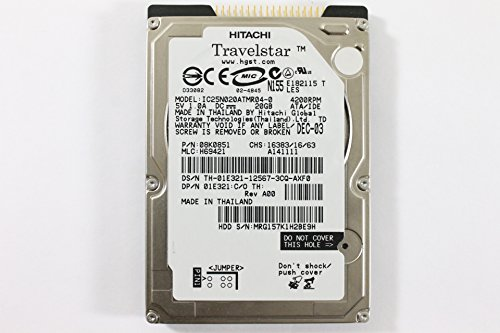 Hitachi 1E321 IC25N030ATMR04-0 2.5