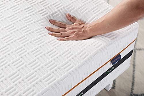 home, kitchen, furniture, bedroom furniture, mattresses, box springs,  mattresses 9 on sale Twin Mattress, Coolvie 11 Inch Innerspring Mattress, Hybrid promotion
