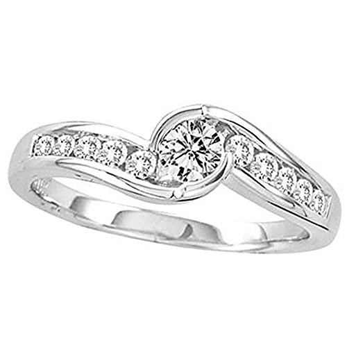 051-carat-ctw-14k-white-gold-round-diamond-twisted-engagement-promise-ring-1-2-ct-size-55