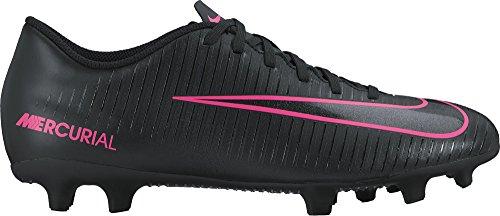 de Black Vortex III Nike Football Homme Mercurial Noir Black Chaussures FG wXqTZpv