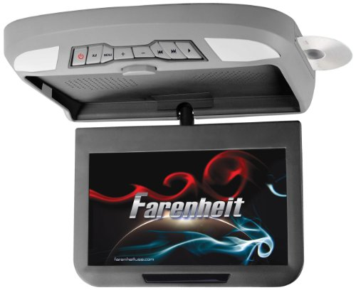 Farenheit MD-1020X Ceiling Mount DVD Overhead (with 10.2