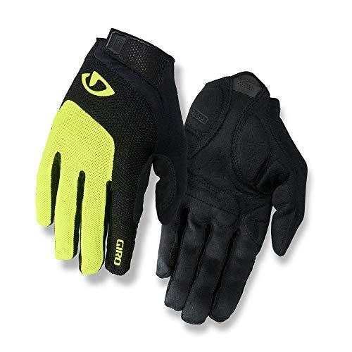 Giro Bravo Gel LF Cycling Gloves - Men's Highlight Yellow ()
