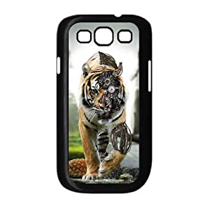 Awesome Tiger Design Framework Cool Hard Case Cover for Galaxy S3 I9300