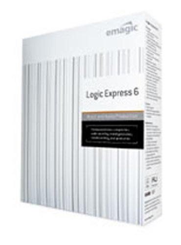 Logic Express 6 [OLDER VERSION] Apple T9164LL/A