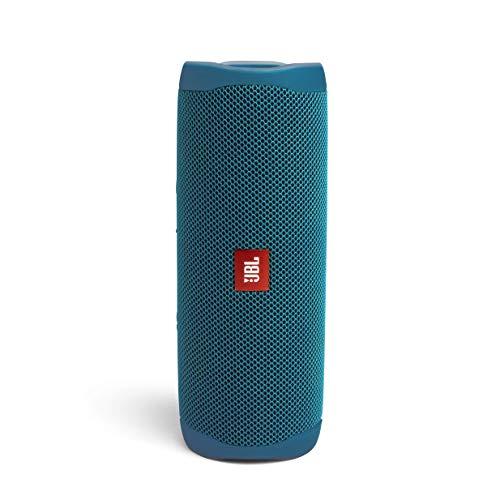 JBL Flip 5 Eco Edition draagbare Bluetooth-luidspreker met oplaadbare batterij, waterdicht en gemaakt van 90% gerecycled…