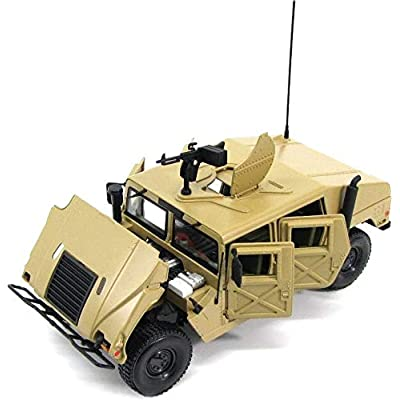 Maisto 1:27 Scale Humvee Diecast Vehilce (Colors May Vary): Toys & Games