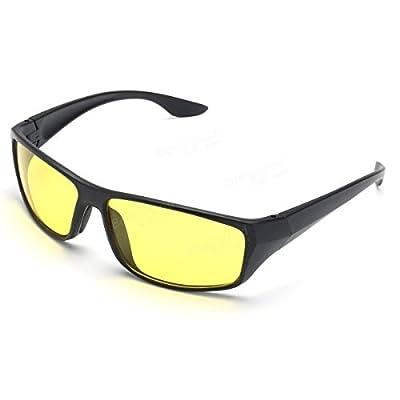 New G01 Unisex Night Driving Glasses Anti Glare Night Vision Driver Safety