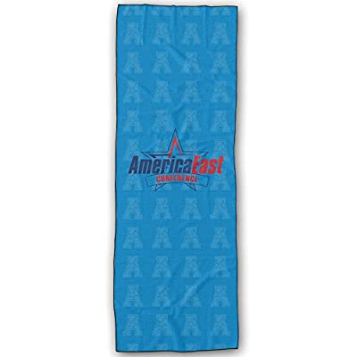 American Athletic Conference Yoga Mat Towel