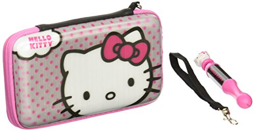 Hello Kitty Sakar Case with Stylus - DXL-42009 - Nintendo DS